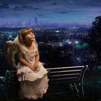 ангел :: Олег Рыжков