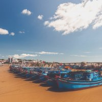 Река Шонг Кай...Нячанг,Вьетнам! :: Александр Вивчарик