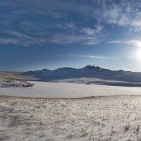 Панорама озера Нур :: Анатолий Иргл