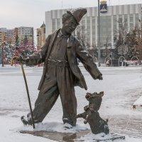 Карандаш и Клякса :: Дмитрий Сиялов