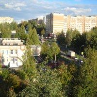 Город :: Александр Попков