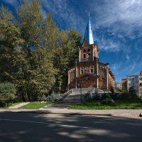 Лютеранская церковь. :: Юрий Михайлов