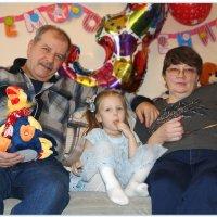 Я с бабушкой и дедушкой. :: Anatol Livtsov