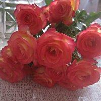 Букет роз :: Елена Семигина