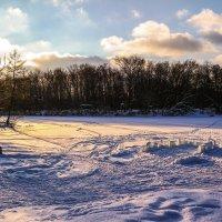 Зима.............. :: Александр Селезнев