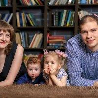 Молодая семья :: Алексей Белик