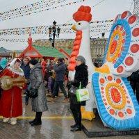 Масленица на Манежной площади :: Анастасия Смирнова