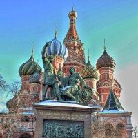 Москва :: михаил воробьев
