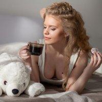 утренее кофе :: Андрей