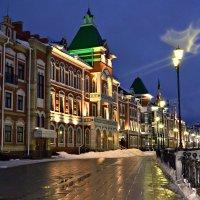 Набережная Брюгге г. Йошкар-Ола :: Natalia Alekseeva