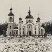Храм Андрея Первозванного. :: Анатолий Щербак