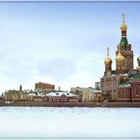 Купола :: Natalia Alekseeva