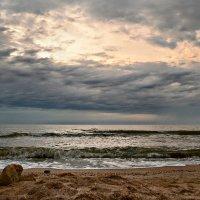 Гроза над морем :: Клара