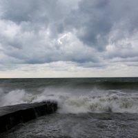 Чёрное Море... :: Дмитрий Петренко