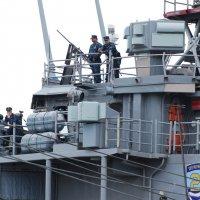 ВМФ  США в территориальных водах  Санкт-Петербурга..))) :: tipchik