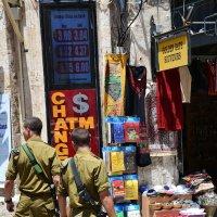 Патруль на улочках Иерусалима. :: Paparazzi