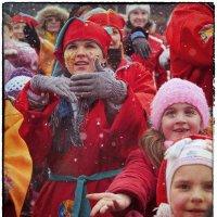Масленичные забавы 10 :: Цветков Виктор Васильевич