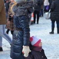 Народные гуляния)Масленица :: Julia Volkova
