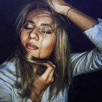 портрет :: Inga Limanovska live