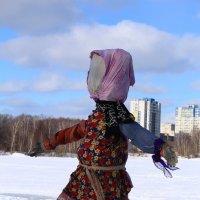 Последний танец Зимы :: Татьяна Ломтева