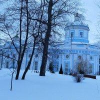 Храм :: Николай Дони