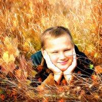 осень :: Любовь Кожевникова
