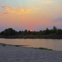 Закат на Ахтубе :: Viktor Eremenko