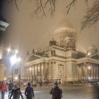 Январский туман :: Александр Русинов