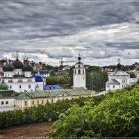 Трифонов монастырь. :: Владимир Белозеров