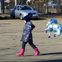 Я люблю свою лошадку :: Татьяна Смоляниченко