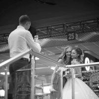 Свадебная зарисовка :: Андрей Молчанов