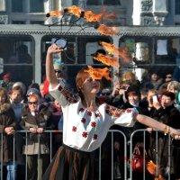Танцы с огнем :: Ольга Голубева