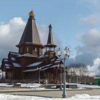 Церковь Святой Троицы в Минске :: Александр Манько