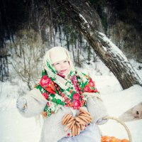 Зимняя радость ..) :: Маry ...