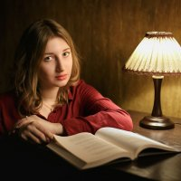Девушка с книгой :: Алекс Римский