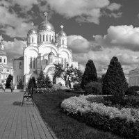 Серафимо-Дивеевская обитель. :: Александр Архипкин