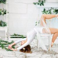 Танцовщица :: Валерия Ступина