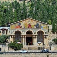 Храм всех Наций Иерусалим. :: Paparazzi