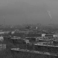 Город :: Дмитрий Арсеньев
