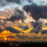 Закат над Москвой 2 :: Karolina