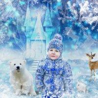 В зимней сказке :: Евгения Мартынова