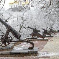 Древний зимний Вал :: Сергей Тарабара