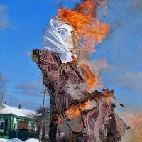 Сожгли и нет зимы :: Николай Масляев
