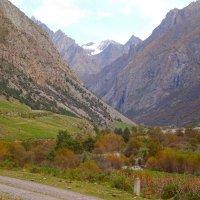 Осень в горах Киргизии :: GalLinna Ерошенко
