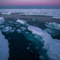 Льды Охотского моря :: Артём Удодов