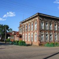 Старинный город Козьмодемьянск. :: Владимир Безбородов