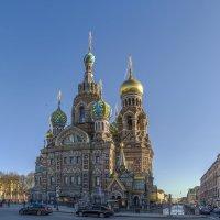Архитектурная доминанта центра Санкт-Петербурга :: Valeriy Piterskiy