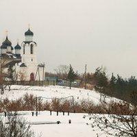 Преображенский мужской монастырь :: Дмитрий Костоусов