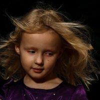 Детский портрет :: Юрий Захаров