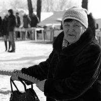 Баба Валя :: Радмир Арсеньев